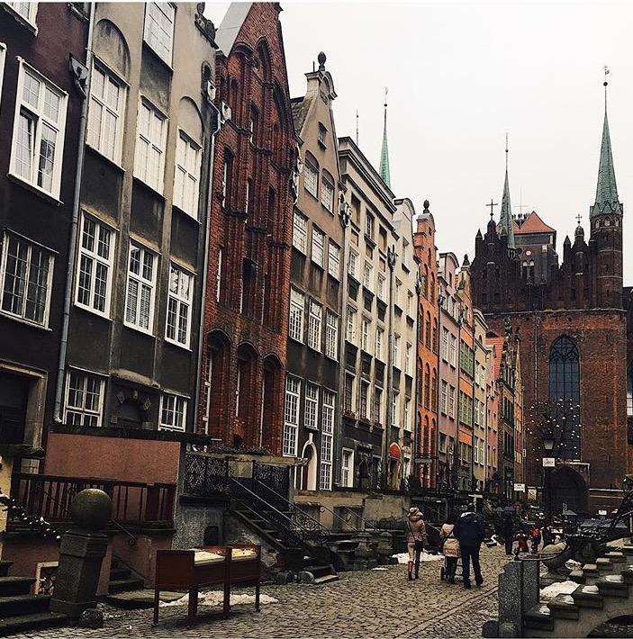 wanderlust bee Gdansk, Poland