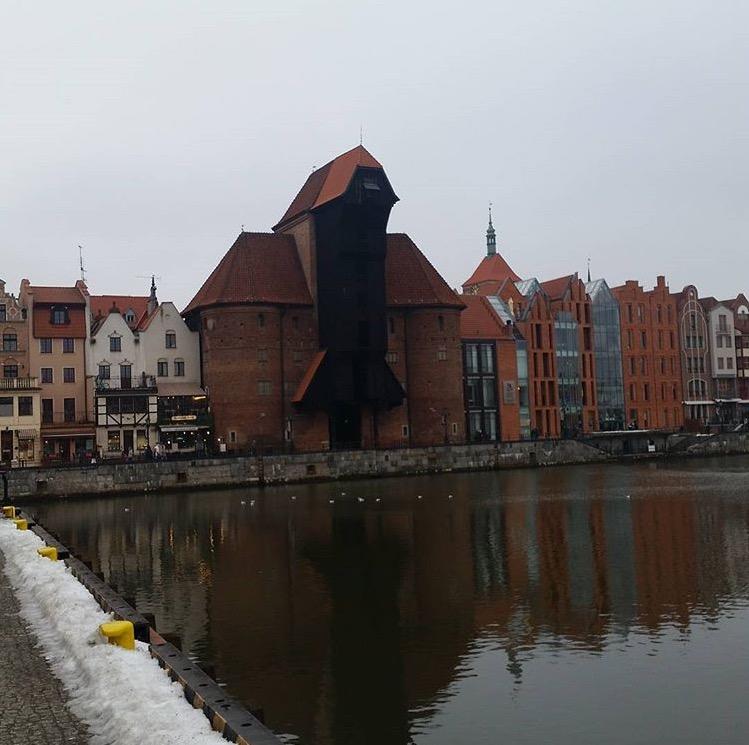 Wanderlustbee Gdansk, Poland