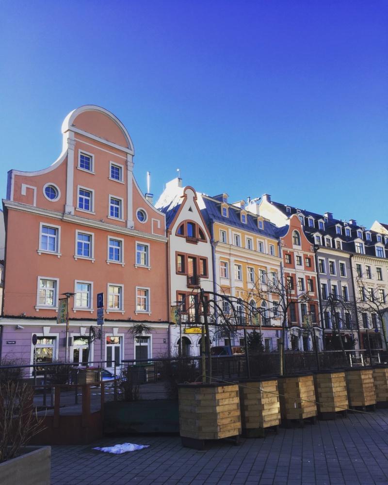 wanderlust bee - Riga, Latvia