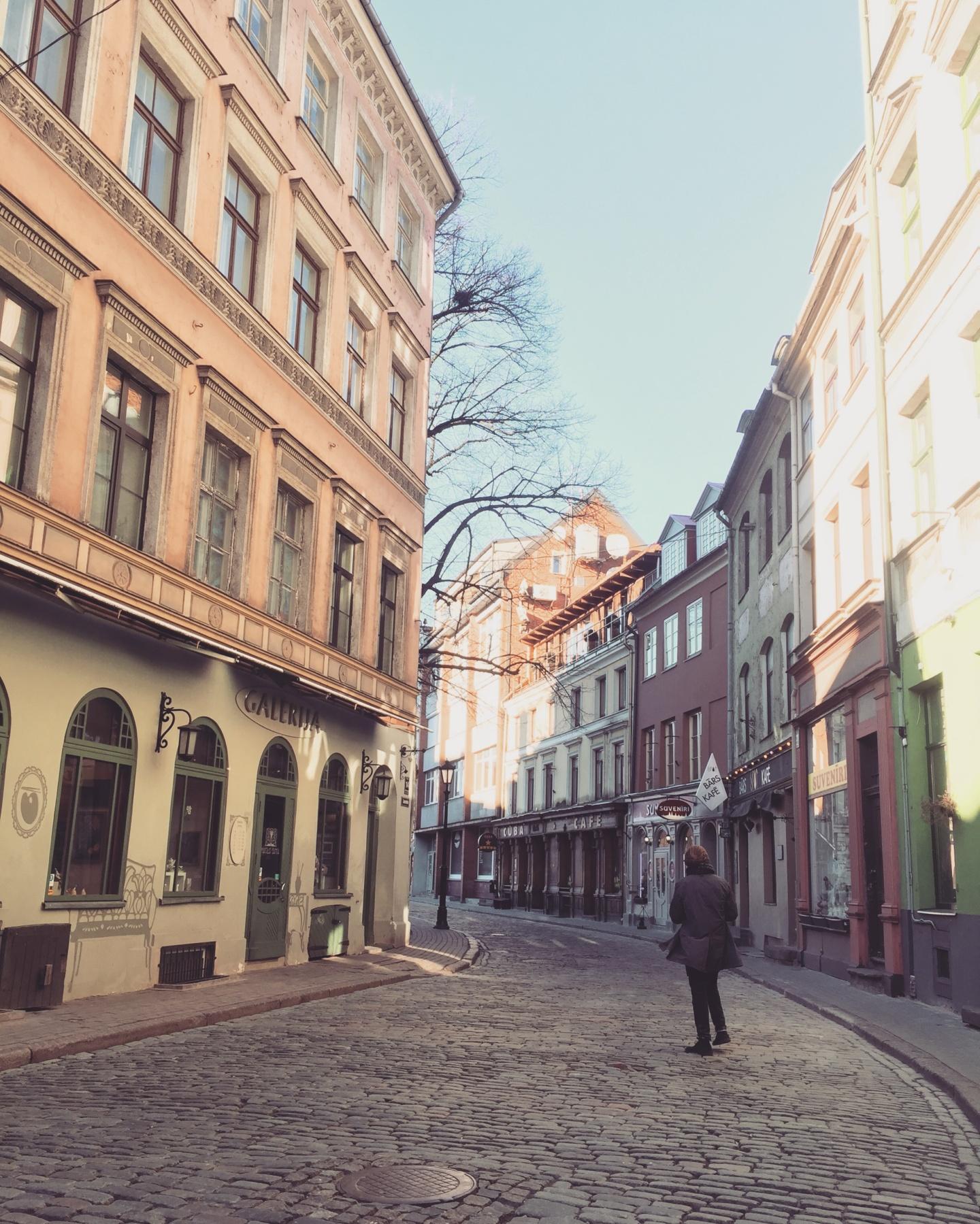 Europe | Day 1 in Riga, Latvia