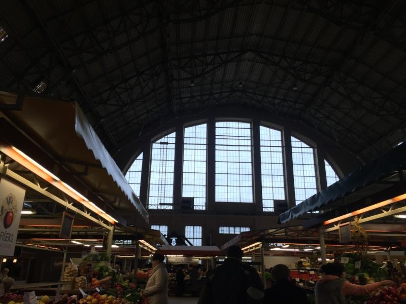 Wanderlustbee central market- Riga, Latvia
