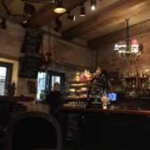 the most romantic cafe in Riga, latvia