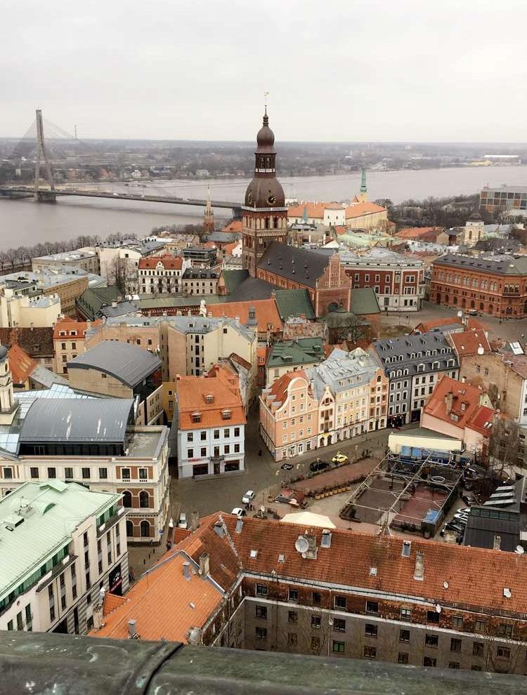 Riga Latvia, wanderlust bee