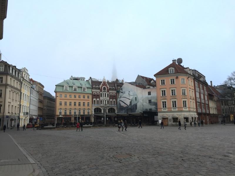 Wanderlustbee - Riga, Latvia