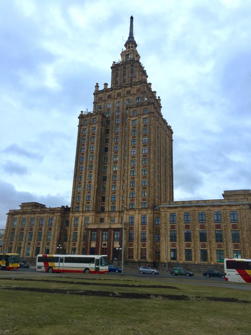 Wanderlustbee - Moscow district - Riga, Latvia