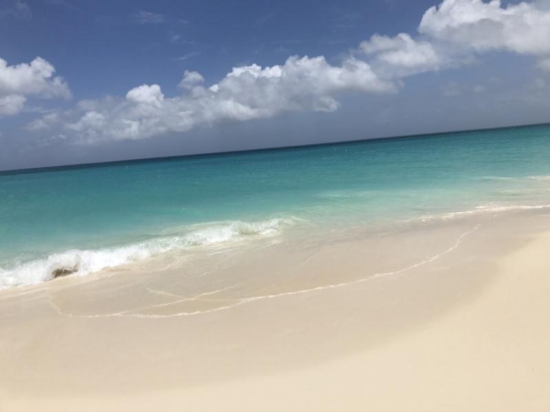 Manchebo beach, Aruba, Caribbean