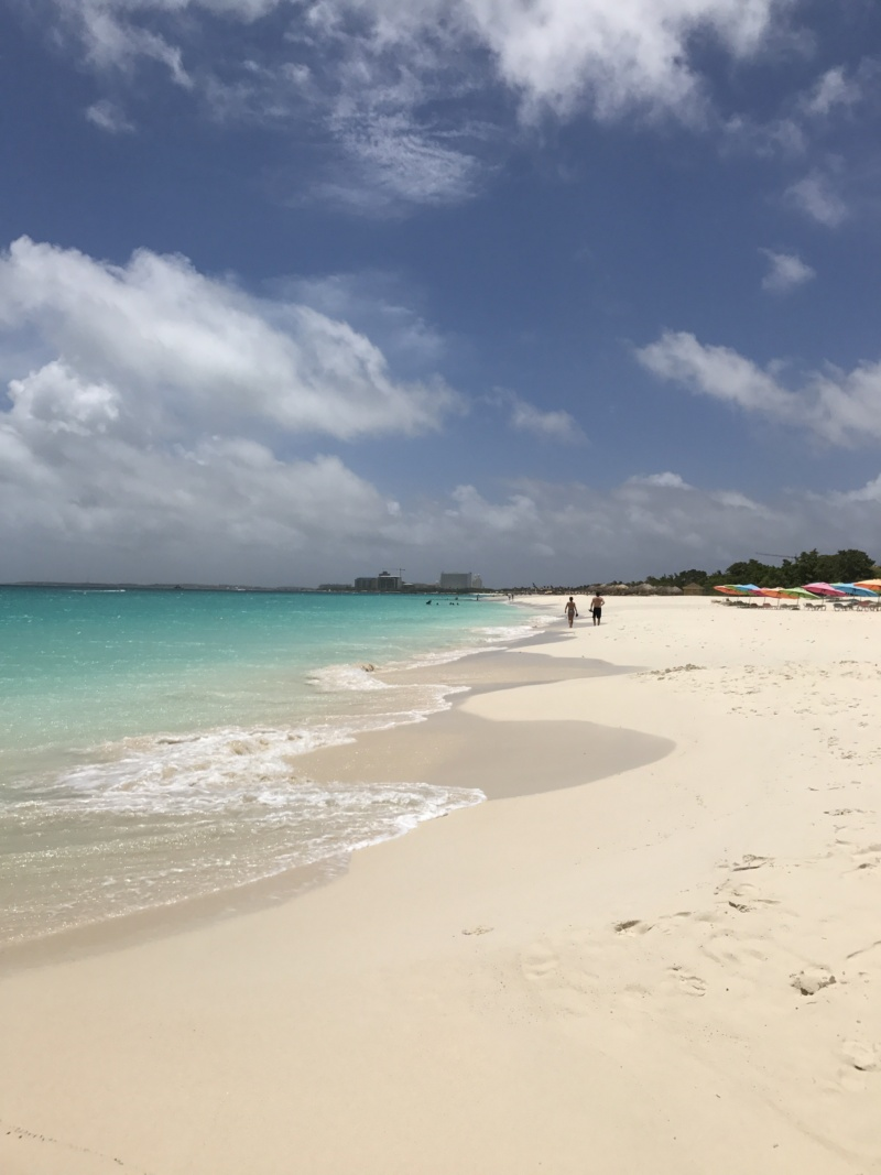 Wanderlustee - Eagle Beach, Aruba, Caribbean