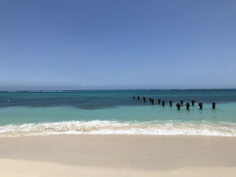 Wanderlustbee- Rodgers beach, Aruba, Caribbean