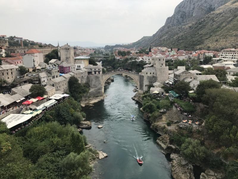 Wanderlust bee Mostar, Bosnia and Herzegovina