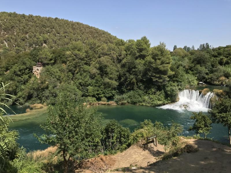 wanderlustbee - Krka national park, croatia