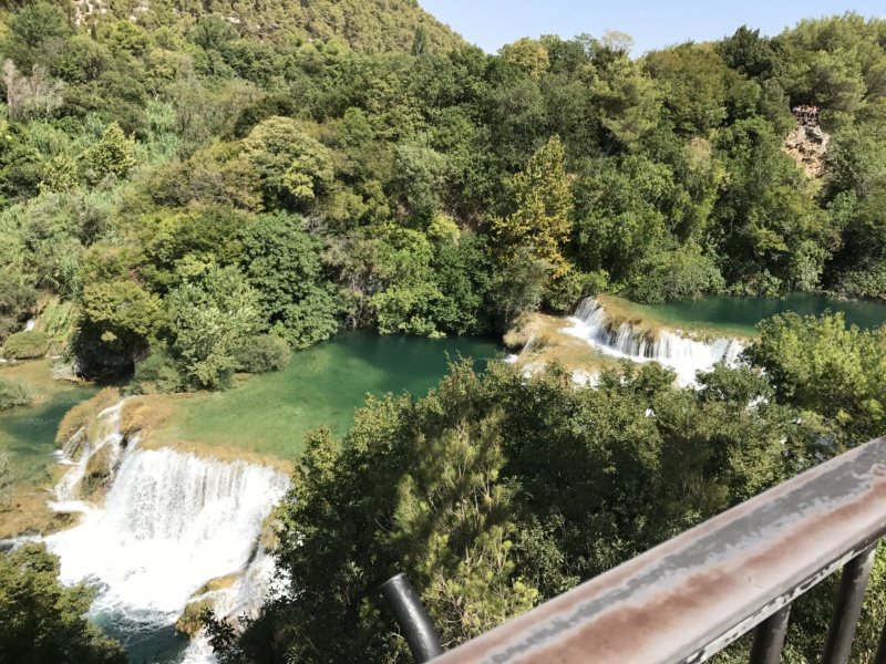 wanderlust bee - Krka national park
