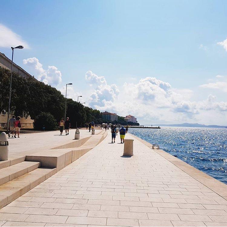 wanderlustbee - Zadar, Croatia - Road trip