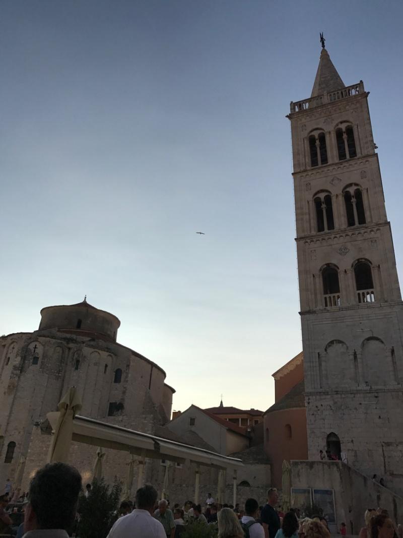 wanderlust bee - Zadar, Croatia - Road trip