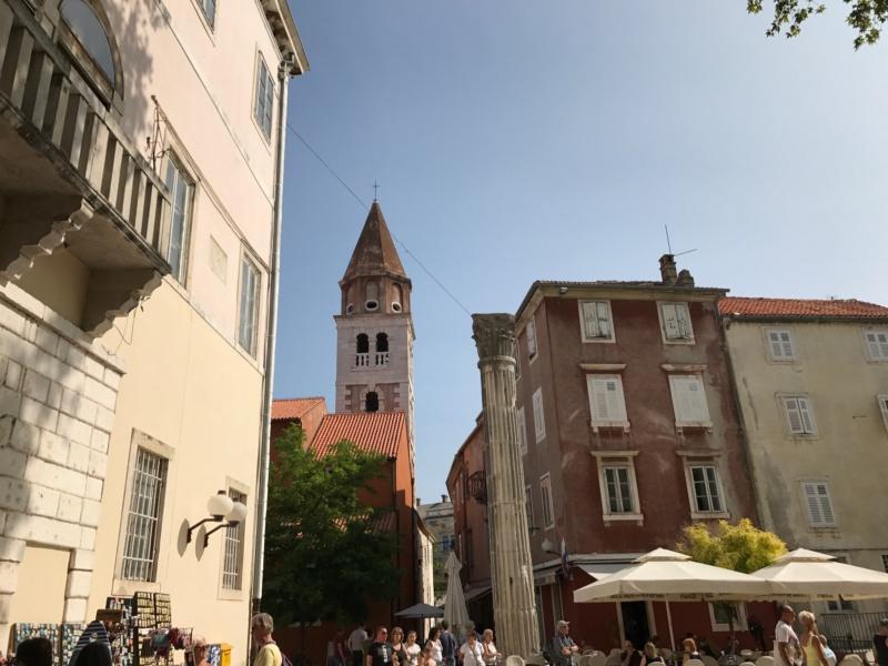 wanderlust bee - Zadar, Croatia - Road tr