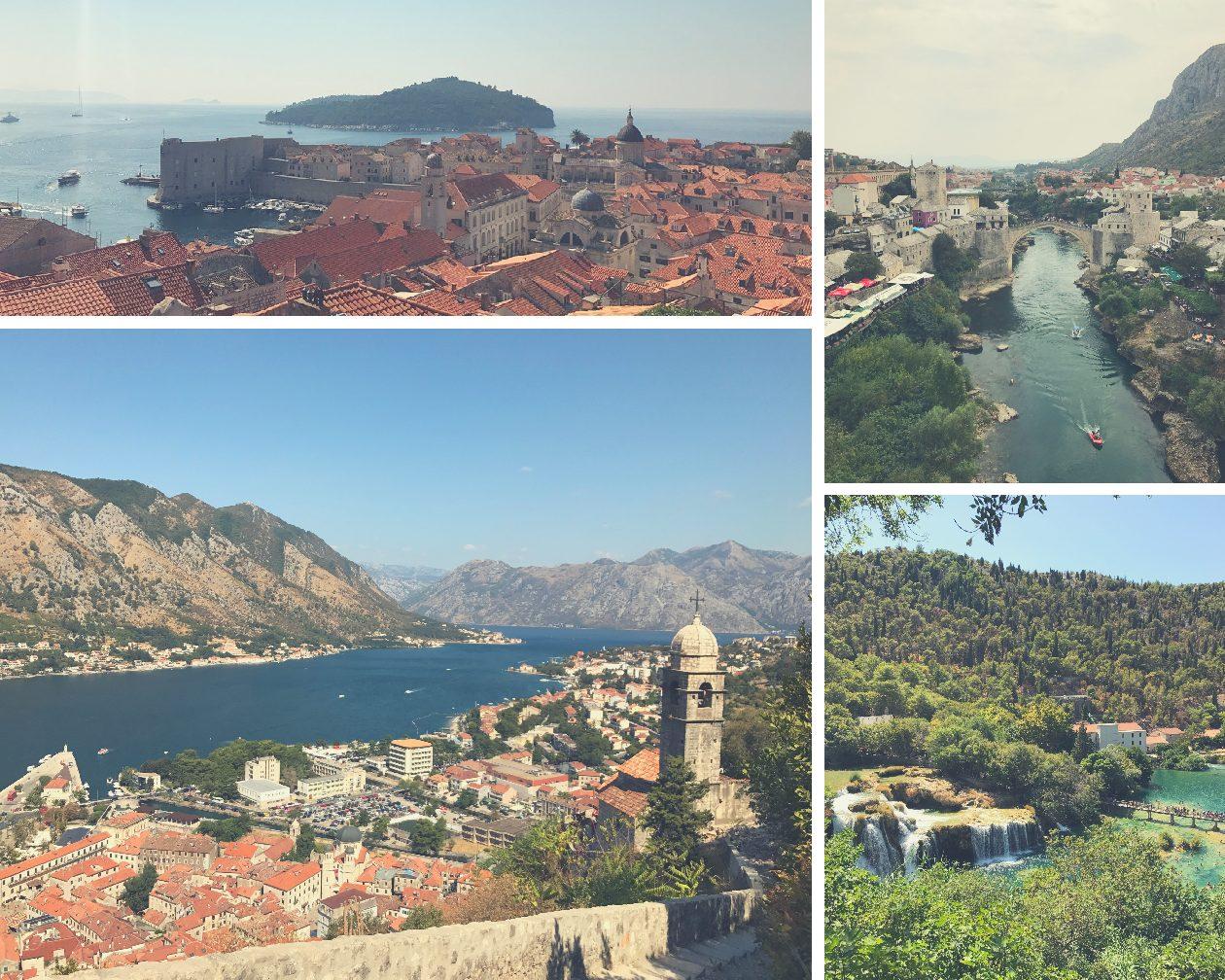 Europe | Road Trip Highlights – Montenegro, Croatia, Bosnia & Herzegovina