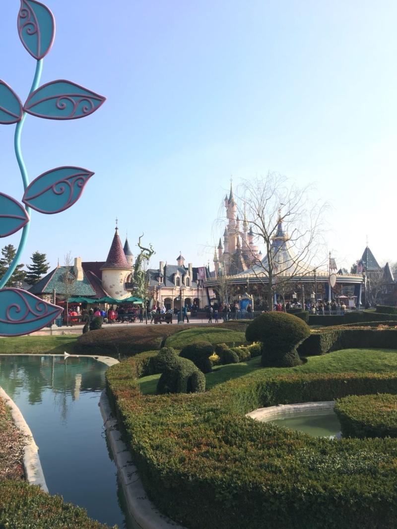 Wanderlust bee - Disneyland, Paris