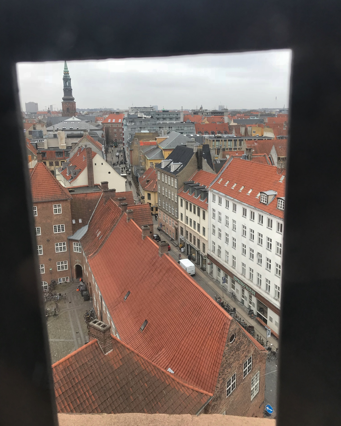 Wanderlust bee - Copenhagen, Denmark
