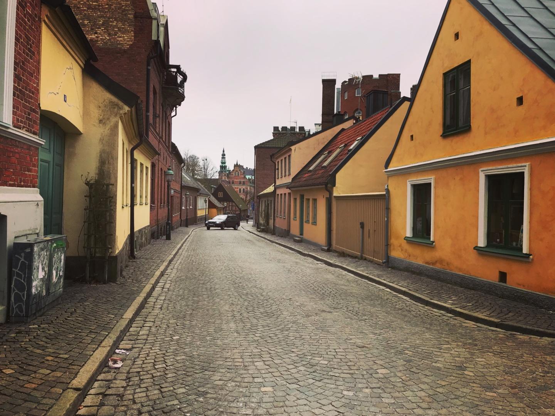 Wanderlust bee - Daytripping to Lund, Sweden