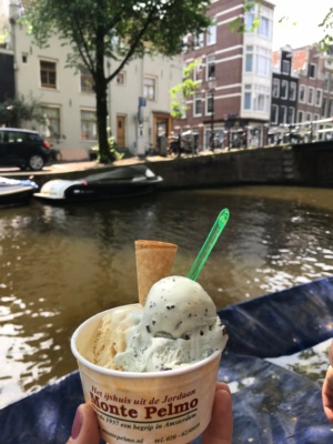 Wanderlustee- Amsterdam