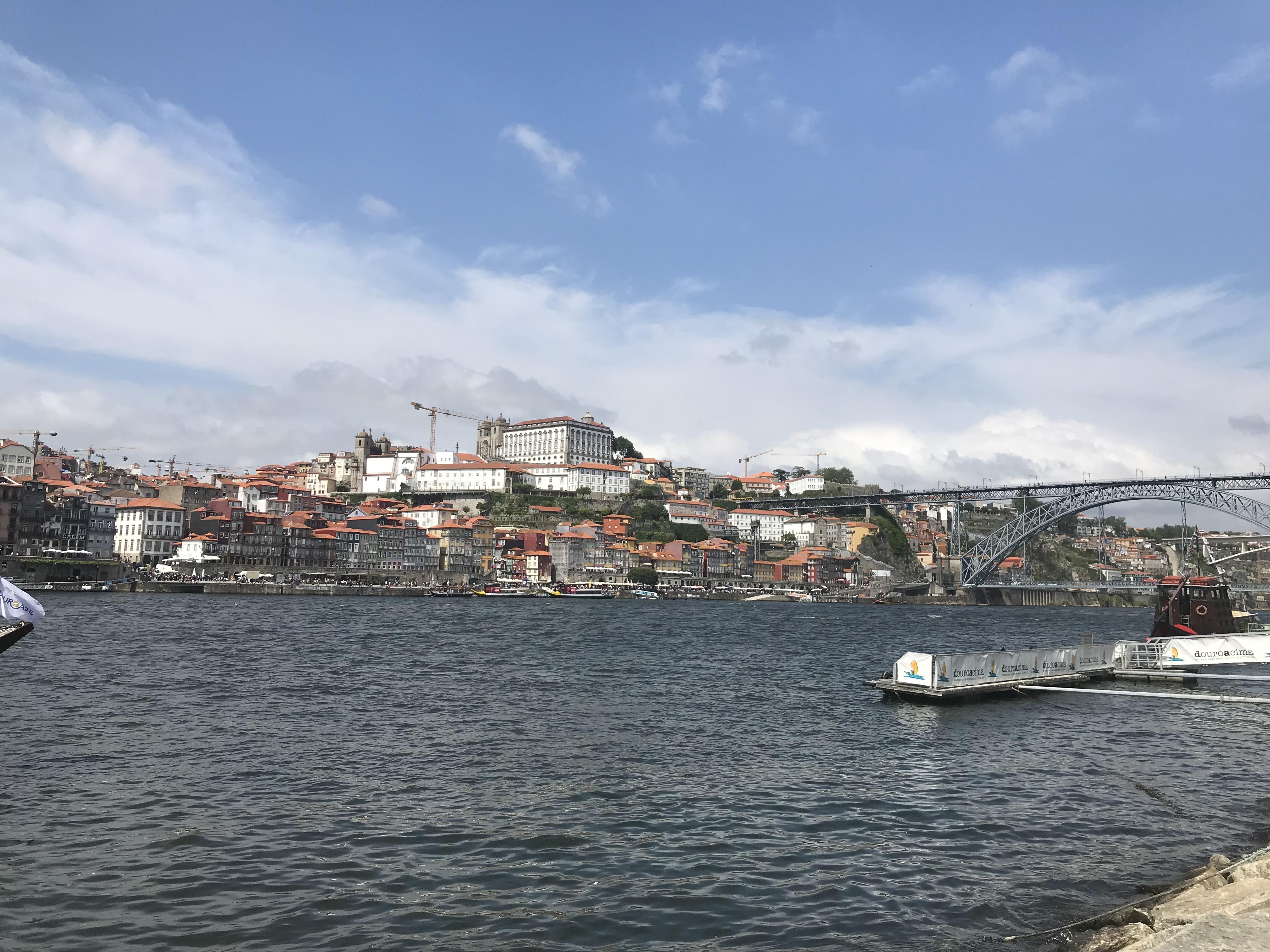 Wanderlust Bee - Porto, Portgal