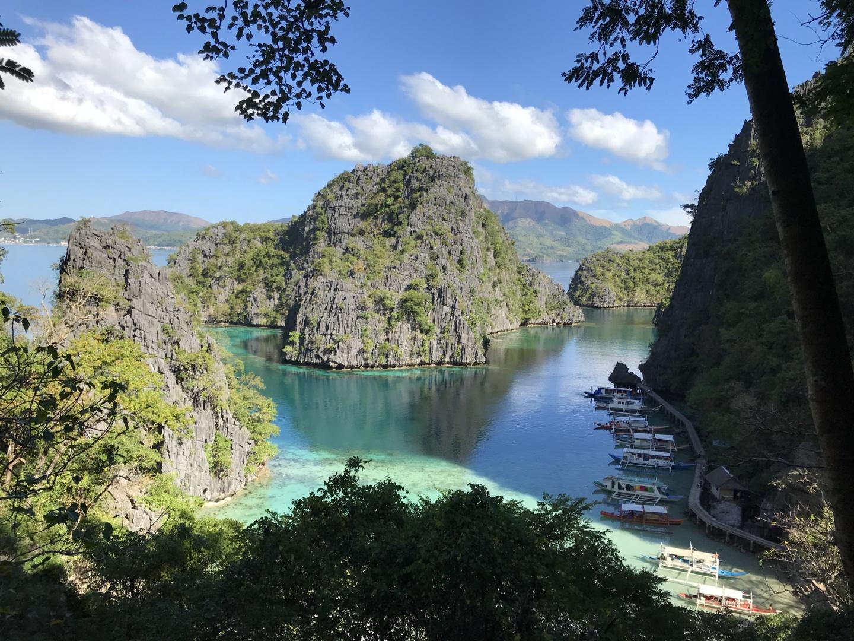 Wanderlustbee - Philippines itinerary, coron