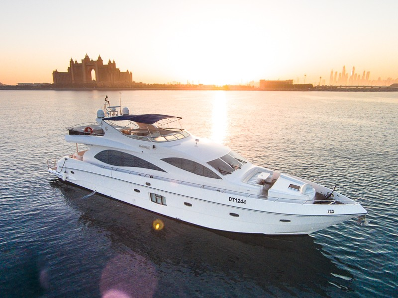 Image result for hire a yacht dubai