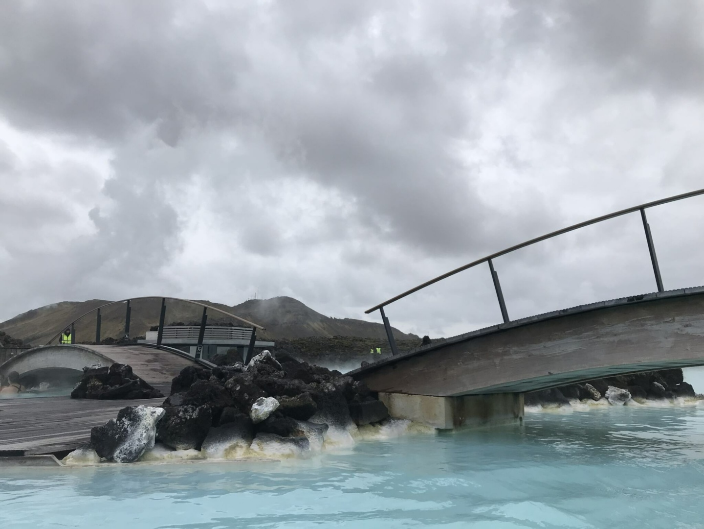 - Iceland blue lagoon