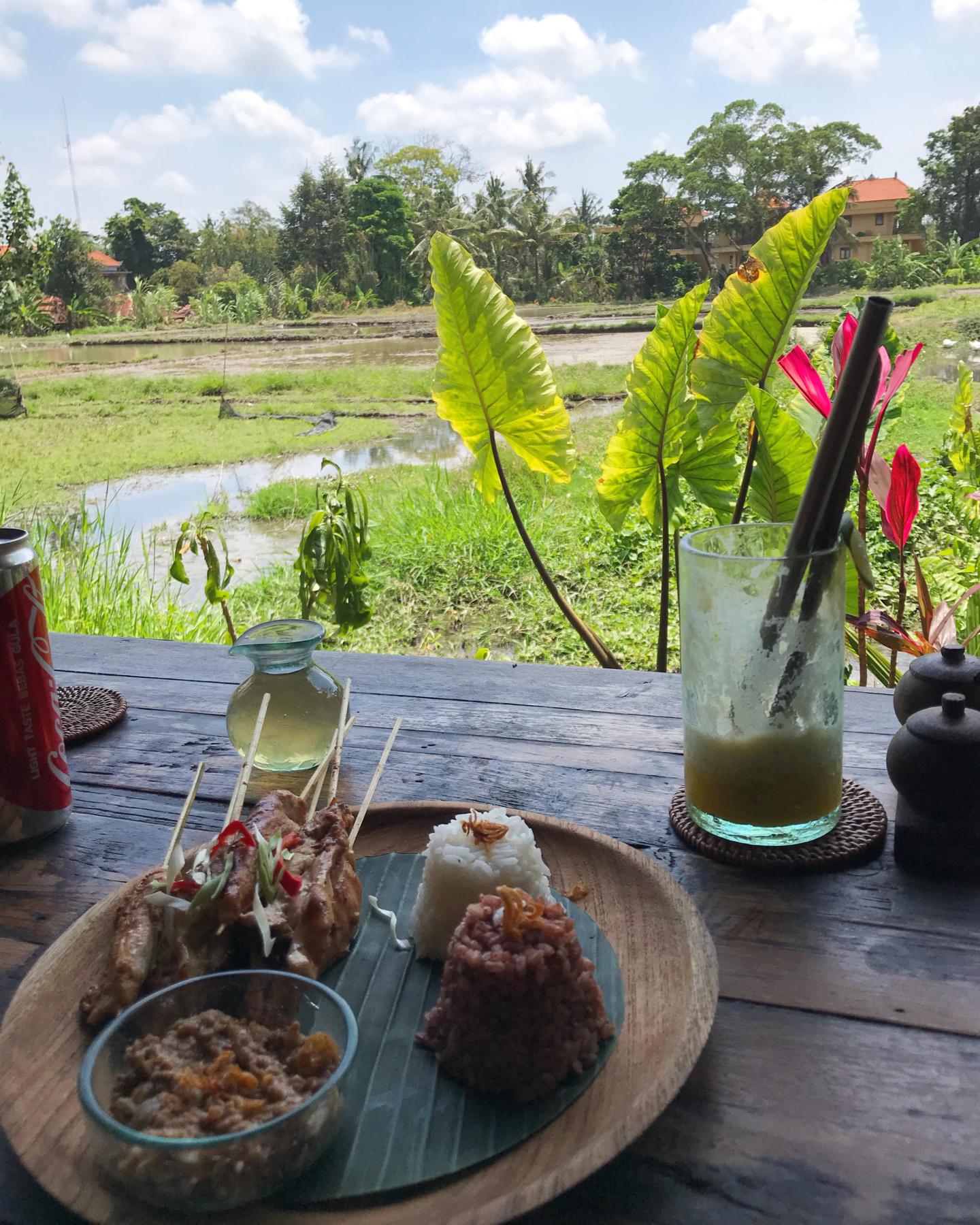 Wanderlust bee - Ubud Bali