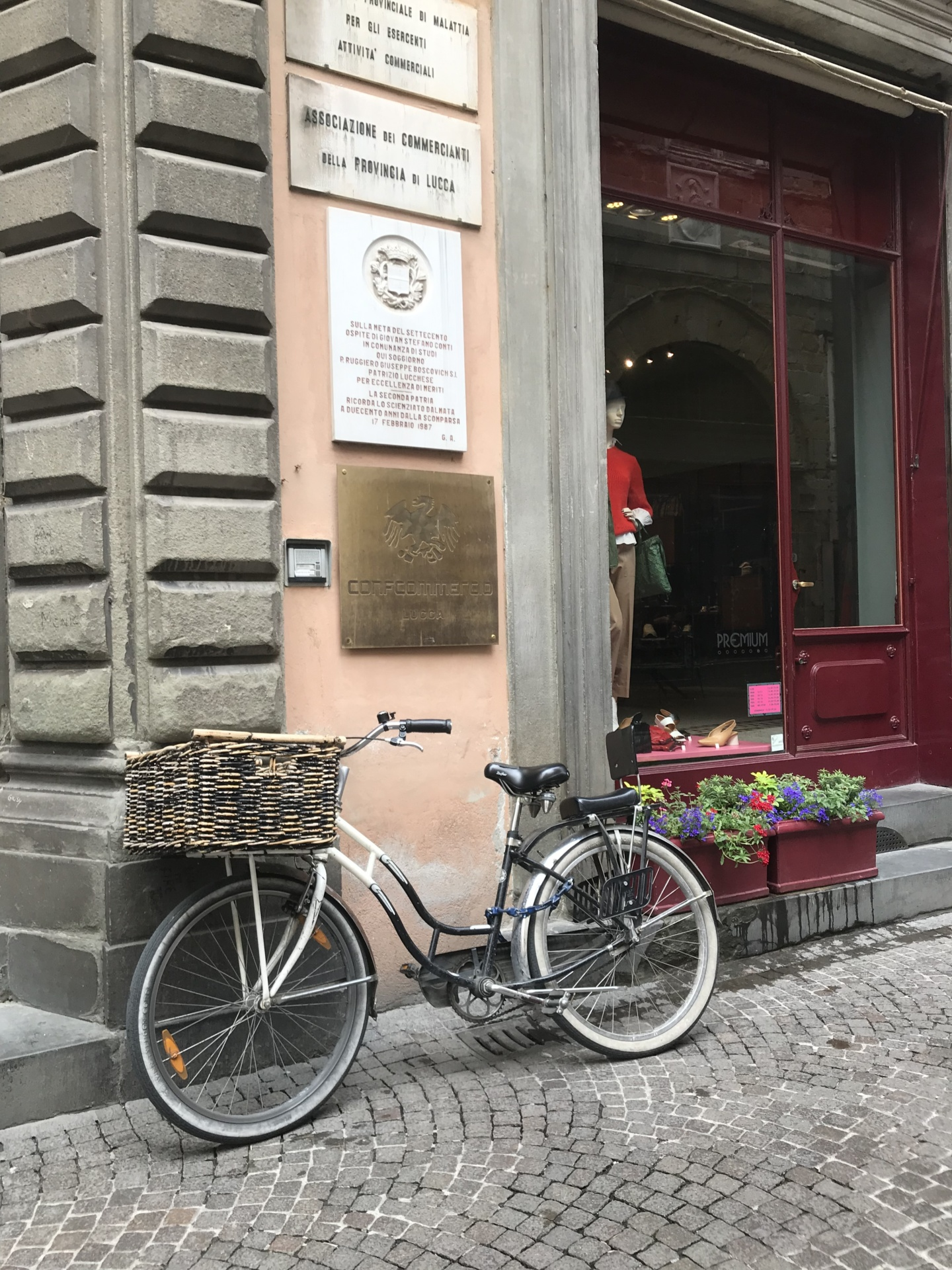 Wanderlustbee, Lucca, Italy