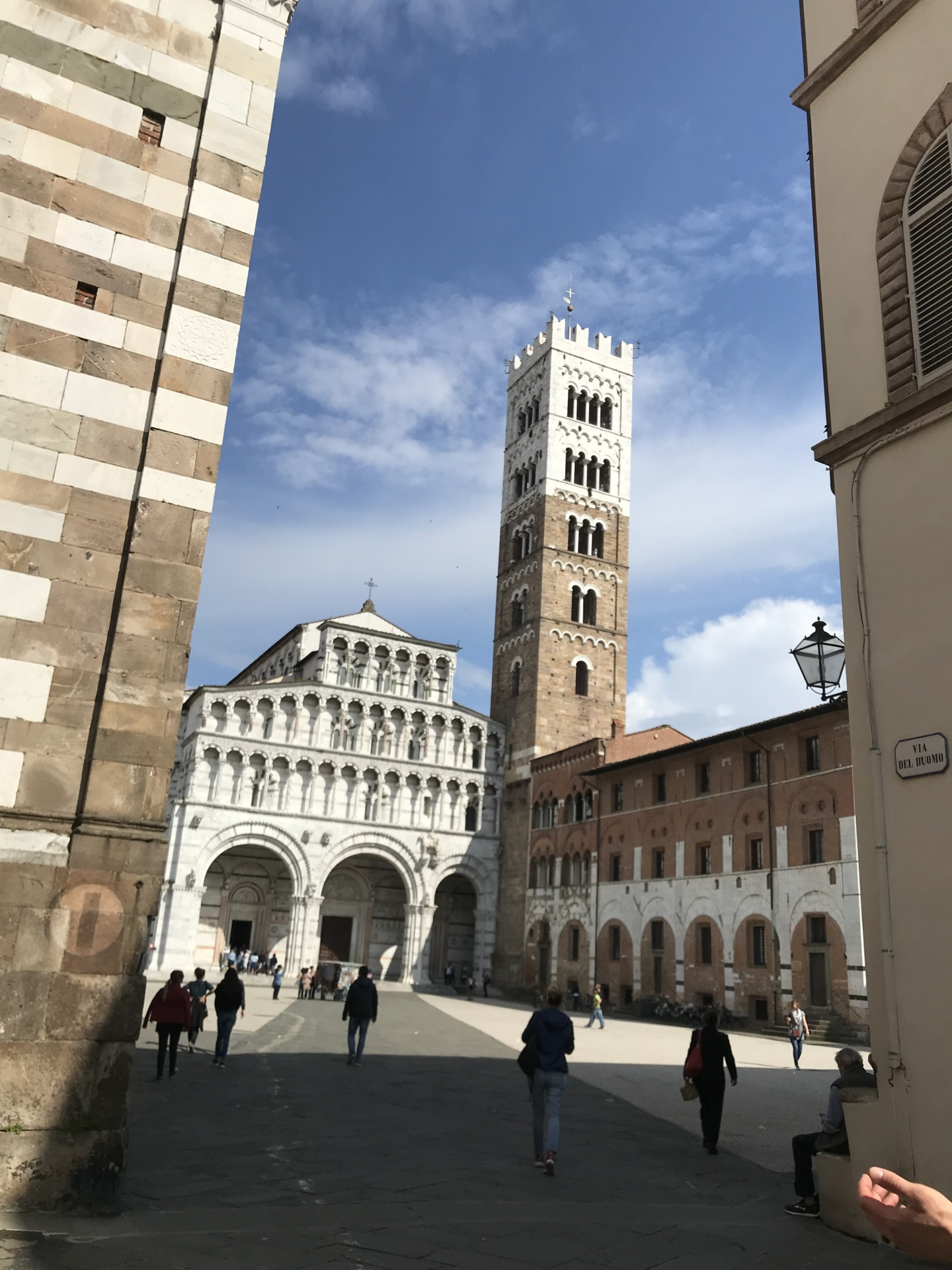 wanderlusttbe in lucca, Italy
