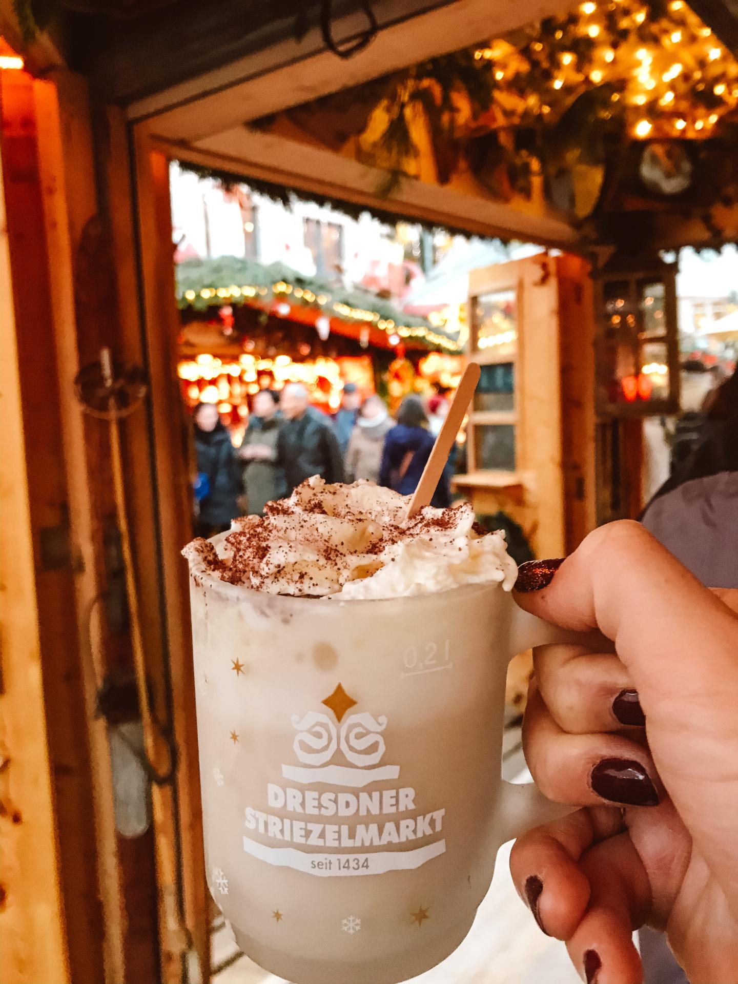Dresden Christmas Markets