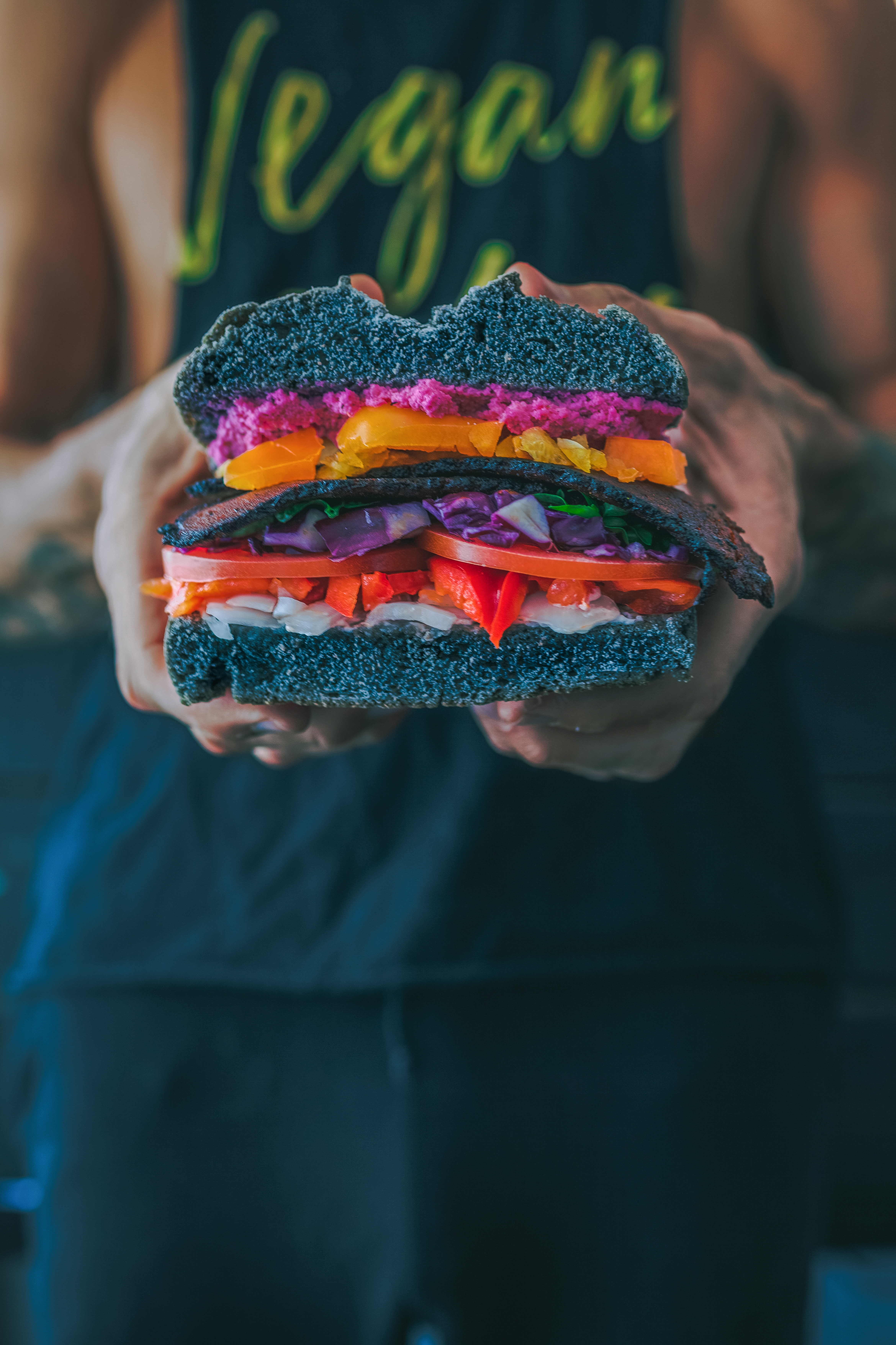 activated-charcoal-black-bread