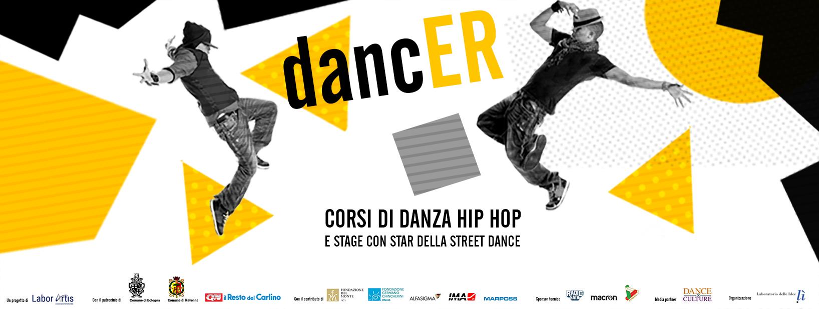 copertina dancer