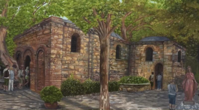 Meryem Ana Kilisesi & Virgin Mary Church Of Kusadasi