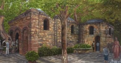 Meryem Ana Evi & Virgin Mary's Home