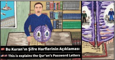 KURAN'IN ŞİFRELİ HARFLERİ /// Encrypted letters of the Quran