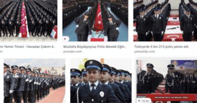 1 HAZİRAN DÜNYA POLİS GÜNÜ OLSUN /// Let 1 June World Police Day