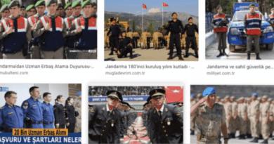 1 AĞUSTOS DÜNYA JANDARMA GÜNÜ OLSUN /// Let 1 August World Gendarme Day