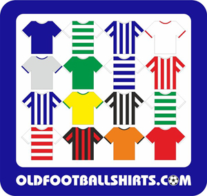 old football shirts
