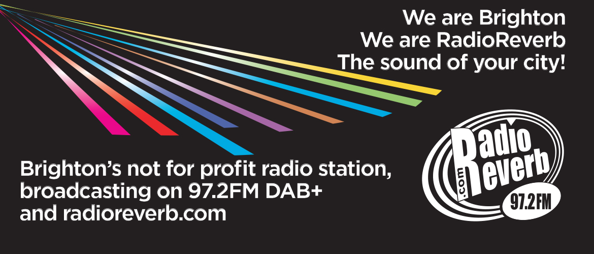 Click here to listen live to RadioReverb