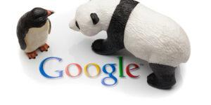 Google Panda Penguin Algorithm Updates