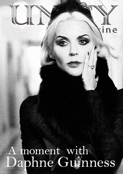 A moment with Daphne Guinness