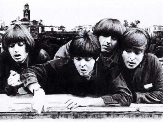 Beatles on Tenerife