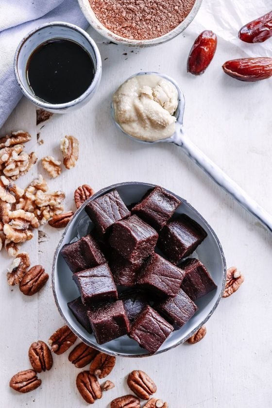SWEET-TREATS-Raw-Chocolate-Brownies