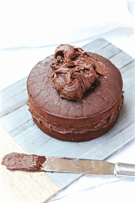 CAKES-BAKES-Chocolate-Cake-vegan