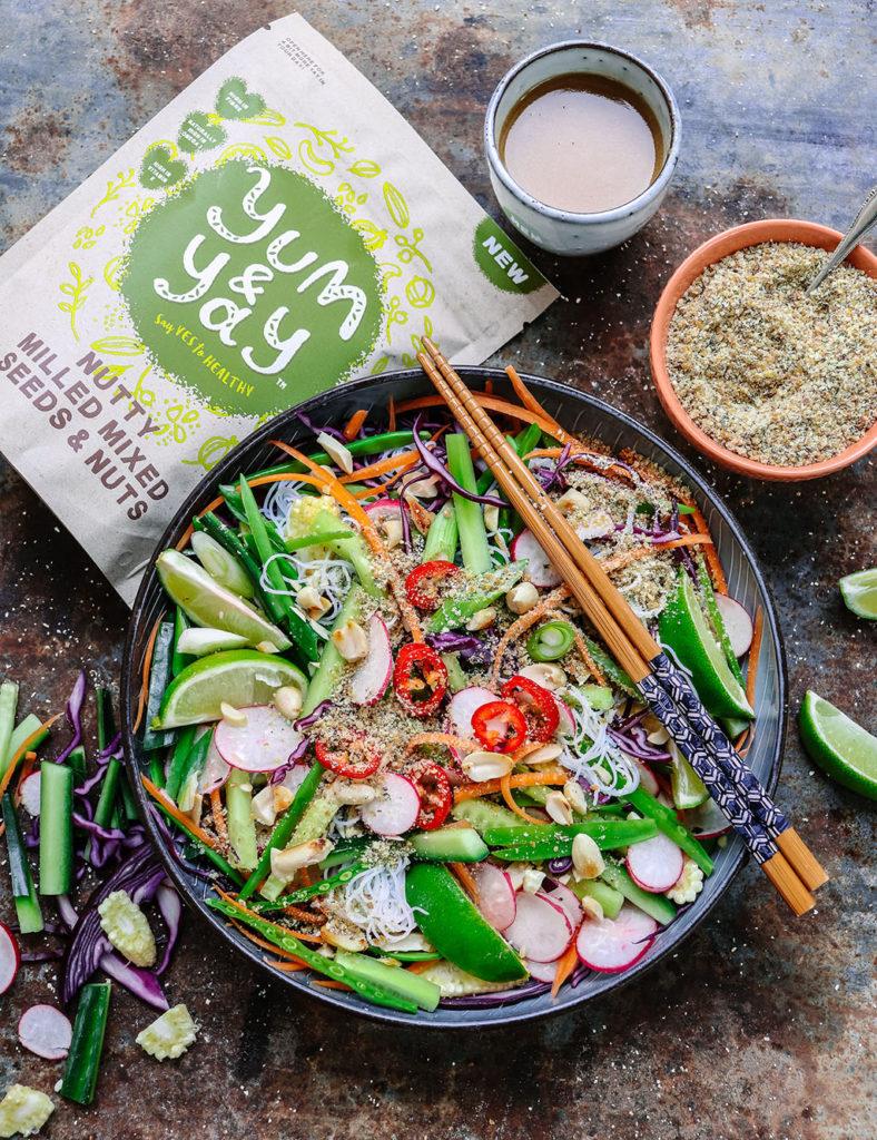 Yum & Yay Noodle Salad Bowl