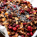Cherry and Chocolate Granola