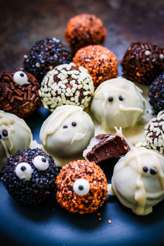 spooktacular truffle gang
