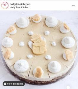 Holly tree kitchen