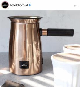 Hotel chocolat Velvetiser